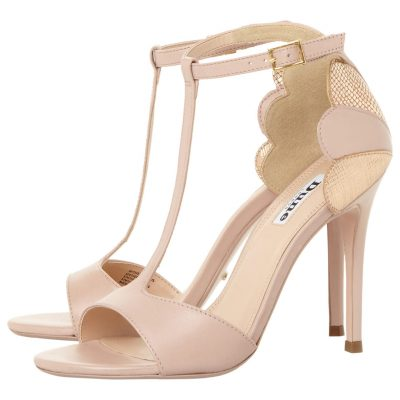 T-Bar Open Toe Sandals
