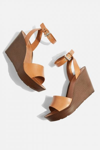 Two part wedges