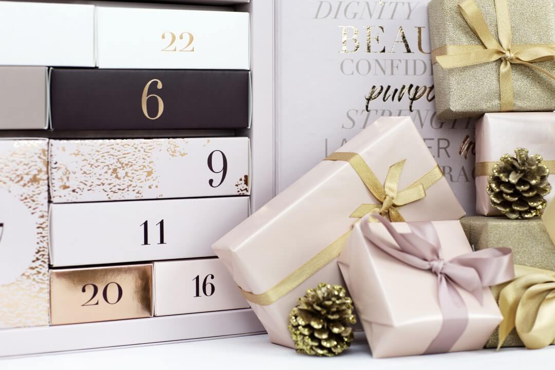 Beauty Advent Calendars Under £100