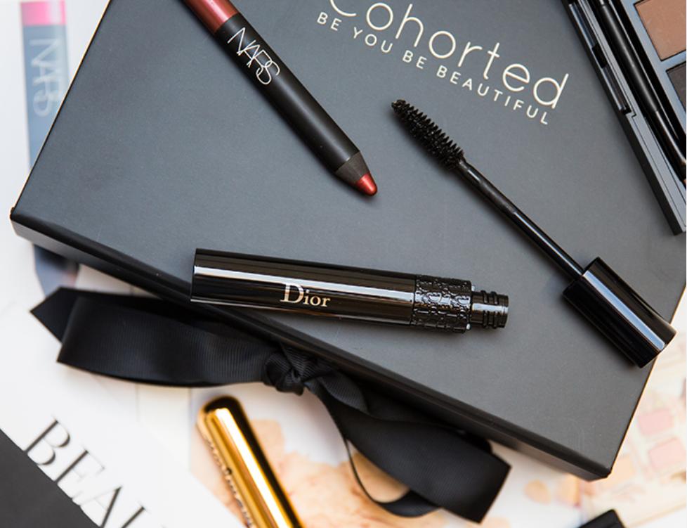 Cohorted Luxury Subscription Beauty Box