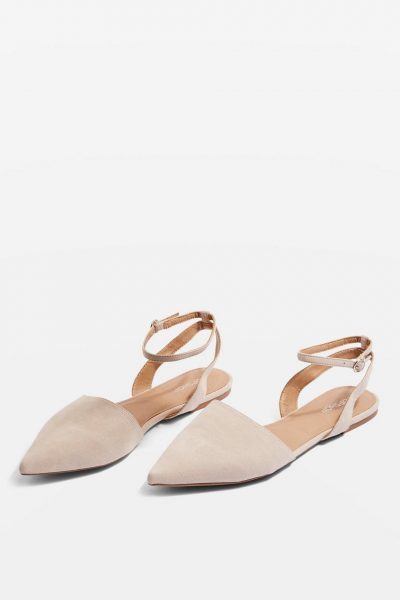 Two Part Backless Shoes