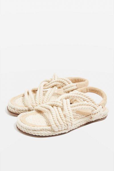 Flat Rope Sandals